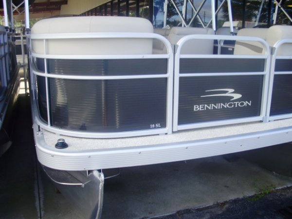 A 18SL is a Power and could be classed as a Pontoon,  or, just an overall Great Boat!