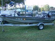 Pre-Owned 2004 Tracker PT175 Power Boat for sale