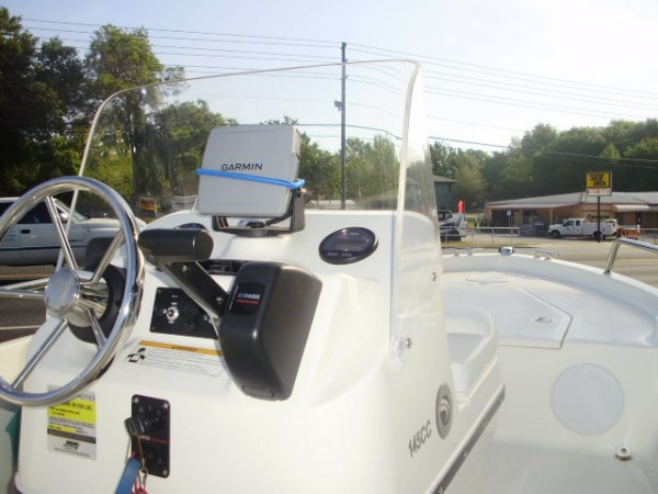 A 145 is a Power and could be classed as a Center Console,  or, just an overall Great Boat!
