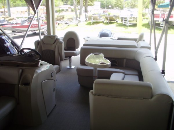 Cruisers are live aboard vessels that come in many configurations.  Most common are express cruisers that have open cockpits. All have the amenities to overnight.