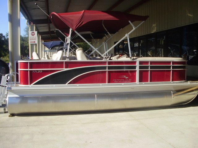 A 20SSX is a Power and could be classed as a Pontoon,  or, just an overall Great Boat!