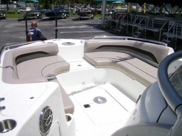 A Sd 211 is a Power and could be classed as a Deck Boat,  or, just an overall Great Boat!