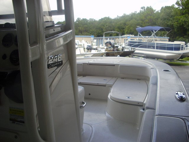 A 246 is a Power and could be classed as a Bay Boat, Freshwater Fishing, Saltwater Fishing, Ski Boat,  or, just an overall Great Boat!